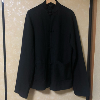ブラックコムデギャルソン(BLACK COMME des GARCONS)のMasa10様専用 ブラックコムデギャルソン  チャイナジャケット(その他)