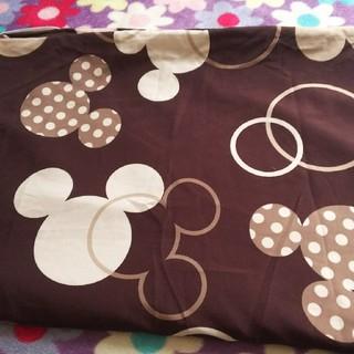 ディズニー(Disney)のミッキーコタツ掛けカバー(こたつ)
