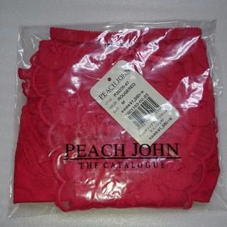 ピーチジョン(PEACH JOHN)のピーチジョン デコルタンシアープリーツサニタリー ルージュレッドのみ(その他)