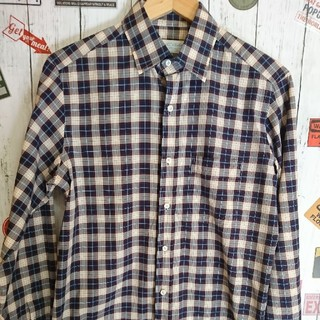 バセットウォーカー(BASSETT WALKER)の2469 A02 シャツ メンズ(シャツ)