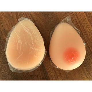 シリコンバスト 人工乳房 偽胸 コスプレ変装 500g×2(コスプレ用インナー)