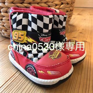 ディズニー(Disney)のカーズ 子供用ブーツ 13センチ(ブーツ)