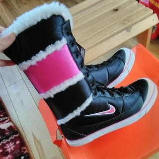 ナイキ(NIKE)の新品未使用 ナイキ NIKE レディース ブーツ サイズ23.5cm(ブーツ)