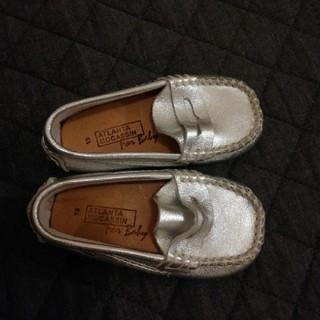 子供靴 モカシン 11.5cm(ローファー)