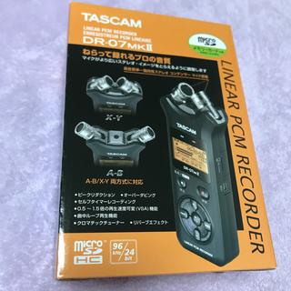 新品 TASCAM(タスカム) DR07MK2JJ    ICレコーダー(その他)