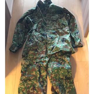 陸上自衛隊 迷彩服(戦闘服)