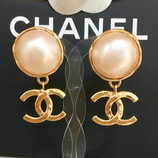 f1c16bc0d42f シャネル(CHANEL)の正規品 シャネル イヤリング パール ゴールド ココマーク スイング 金 真珠