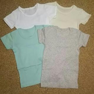 シマムラ(しまむら)のrickey様専用 Tシャツ☆肌着&しまむらTシャツ8点セット(肌着/下着)
