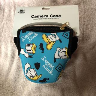 ディズニー(Disney)の一眼レフカメラ用ケース☆新品☆ドナルド(ケース/バッグ)