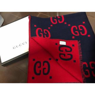 Gucci - 美品♡グッチ♡マフラー