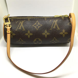 93fc0b5caba0 ルイヴィトン(LOUIS VUITTON)のLOUIS VUITTON パピヨン 付属ポーチ (ポーチ)