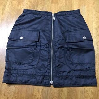 アイスバーグ(ICEBERG)の 美品 アイスバーグ ミニスカート/黒/42(ミニスカート)
