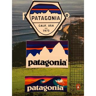 パタゴニア(patagonia)のステッカー パタゴニア(ステッカー)