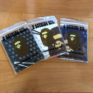 A BATHING APE - 激レアAPEの未開封バンダナマスクマスキングテープGDCバンダナリストバンド