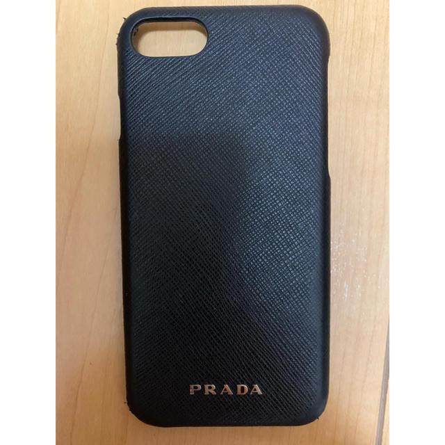 iphone8 ケース 手帳 型 金属 | PRADA - PRADA iPhone7ケースの通販 by AKIRA|プラダならラクマ