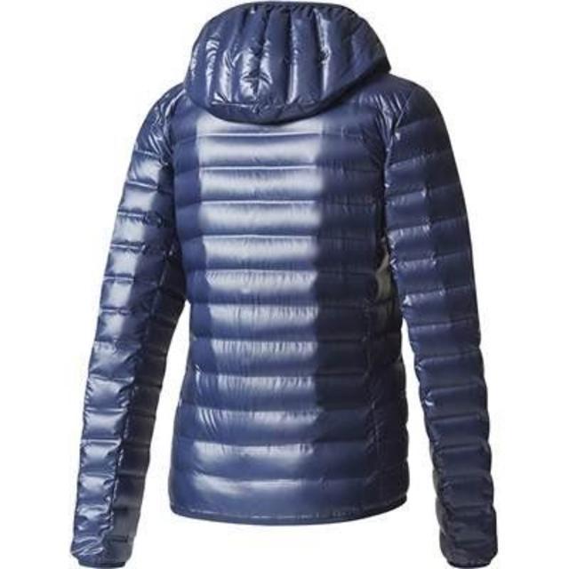 adidas(アディダス)のアディダス ダウンジャケット カレッジネイビーXL/OT 送料無料 レディースのジャケット/アウター(ダウンジャケット)の商品写真