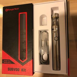 カンガーテック(KangerTech)のkanger Tech toptank nano SUB VOD kit(タバコグッズ)