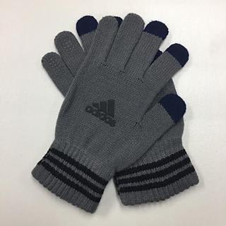 アディダス(adidas)のadidas 紳士手袋タッチパネル対応(手袋)