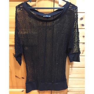 クッキーフォーチュン(COOKIE FORTUNE)のメッシュTシャツ(Tシャツ(半袖/袖なし))