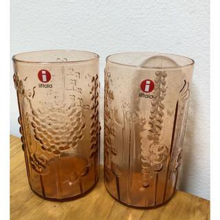 イッタラ(iittala)のイッタラ フローラ タンブラー セビリアオレンジ 23cl(グラス/カップ)