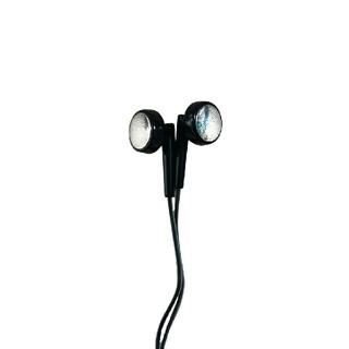アイフォーン(iPhone)のイヤホーン ブラック(ヘッドフォン/イヤフォン)