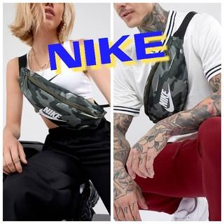 ナイキ(NIKE)のカモ 限定 Nike ナイキ ボディバッグ ボディーバッグ カモフラ柄 迷彩柄(ボディーバッグ)
