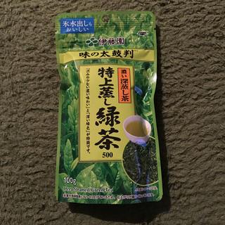 イトウエン(伊藤園)の伊藤園 特上蒸し緑茶(茶)