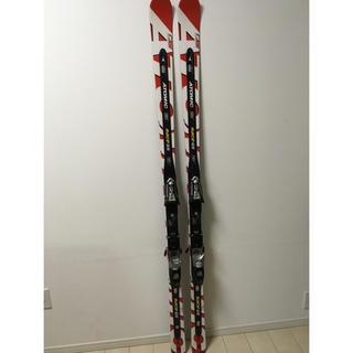 アトミック(ATOMIC)のATOMIC D2 Race GS 191cm スキー板(板)