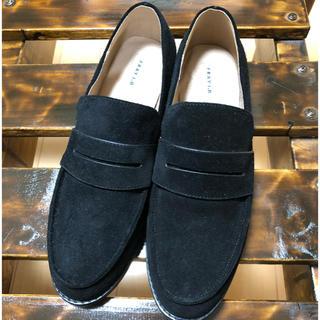フレイアイディー(FRAY I.D)のFRAY I.D スウェードシューズ (ローファー/革靴)