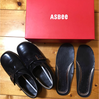 アスビー(ASBee)の男の子 フォーマルシューズ 22cm (フォーマルシューズ)