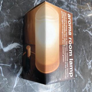 aroma アロマルームランプ(アロマポット/アロマランプ/芳香器)