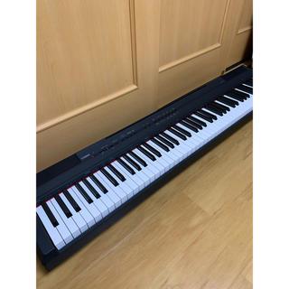 送料無料 電子ピアノ YAMAHA デジタルピアノ P-105 88鍵盤(電子ピアノ)