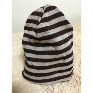 ジャーナルスタンダード(JOURNAL STANDARD)のJOURNAL STANDARD インポート ボーダー帽子(ニット帽/ビーニー)