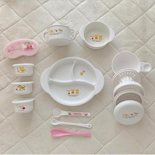 アカチャンホンポ(アカチャンホンポ)の【baby】離乳食用食器セット(離乳食器セット)