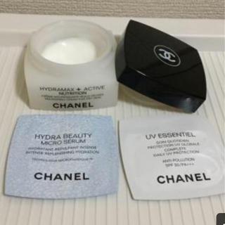 シャネル(CHANEL)の本物シャネルのクリームおまけ保湿美容液・日焼け止め乳液 (乳液 / ミルク)