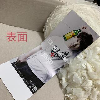 岡崎体育 ポスター(非売品)※一枚のポスターです。(ミュージシャン)