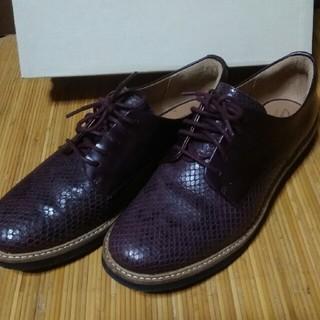 クラークス(Clarks)のクラークスレザーシューズ(ローファー/革靴)