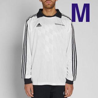 コムデギャルソン(COMME des GARCONS)のgosha rubchinskiy × adidas ゲームシャツ(ジャージ)