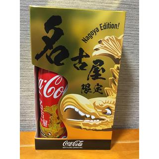 コカコーラ(コカ・コーラ)のコカコーラ スリム缶 限定デザイン 名古屋(ソフトドリンク)