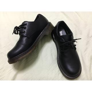 38サイズ(23.5cm) 黒 ブーツ(ブーツ)