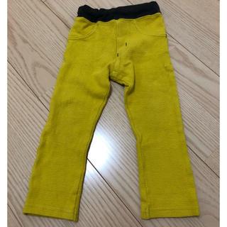 シマムラ(しまむら)の黄色のパンツ(パンツ)
