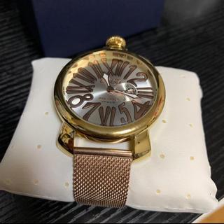 ガガミラノ スリム 46MM ピンクゴールド(腕時計(アナログ))