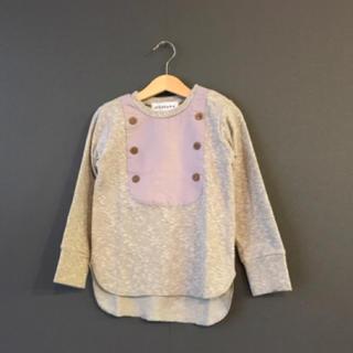 コキチカ(cokitica)のarkakama ロンT 2-3y(Tシャツ/カットソー)
