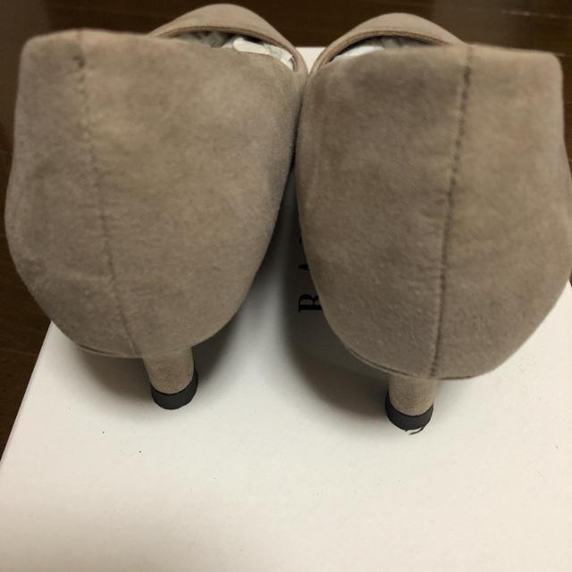 RANDA(ランダ)のランダ スエード パンプス レディースの靴/シューズ(ハイヒール/パンプス)の商品写真