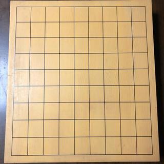 将棋盤  卓上  高さ5.5センチ  榧(囲碁/将棋)
