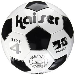 カイザー(kaiser) PVC サッカー ボール 4号 KW-140 小学生用(ボール)