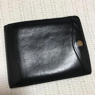 ゴールドファイル(GOLD PFEIL)のゴールドファイル 札入れ 財布 ブラック(折り財布)