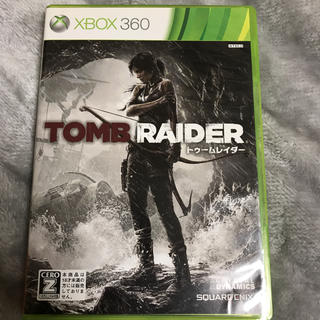 Xbox360 - トゥームレイダー Xbox360