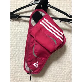 アディダス(adidas)のアディダス ポーチ ミニ スポーツ マラソン(ボディバッグ/ウエストポーチ)