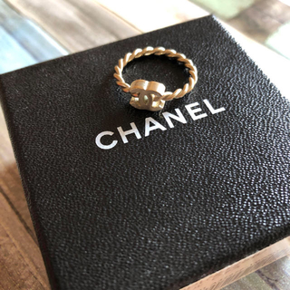 シャネル(CHANEL)のCHANEL リング(リング(指輪))